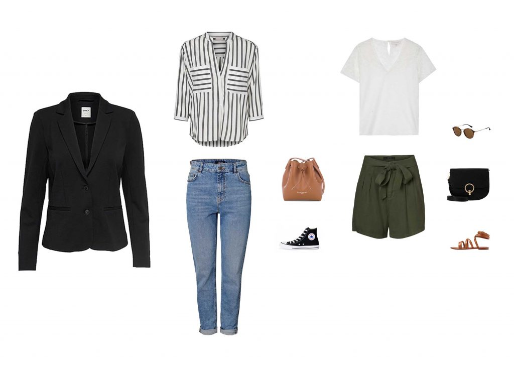 Blazer Look Casual