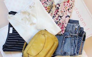 Avis Box Vêtements Clic and Fit